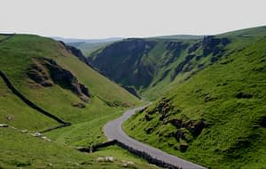 Winnats Pass The Best Scenic Drives in the Peak District