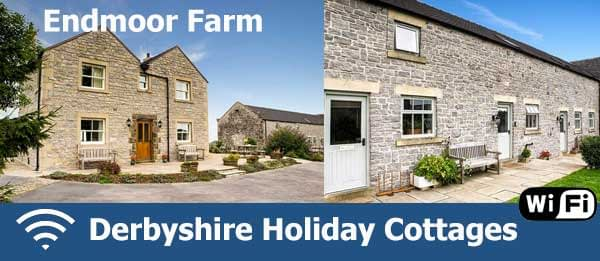 Derbyshire Holiday Cottages with Wifi